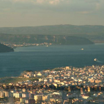 Fig. 5. View of the Dardanelles strait